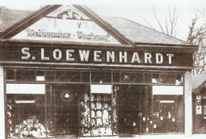 Siegmund Loewenhardt Geschäft Dortmund-Hörde