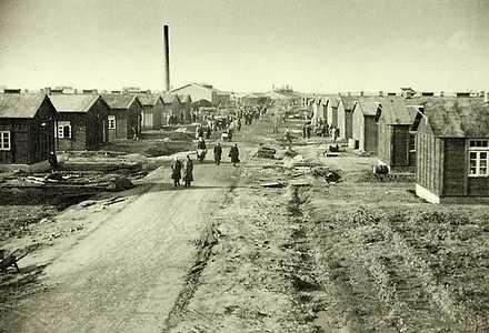 Westerbork Transit Campappr. 1940-1941