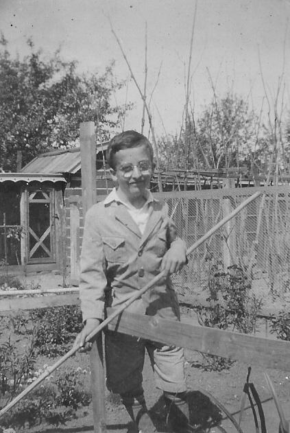 Herman Louis de Leeuwin juni 1933
