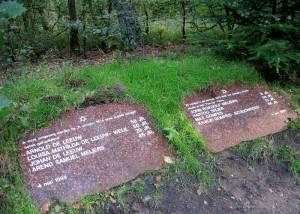 Monument (sinds 1994) aan de Tongerenscheweg te Vierhouten