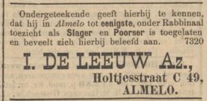 NIW 6 mei 1904