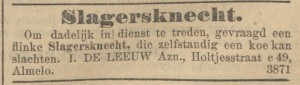 Nieuw Israelietisch Weekblad, 29 november 1907