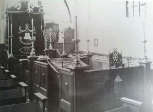 Synagoge Almelo, interieur