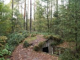Hut in Pas-Opkamp, reconstructie